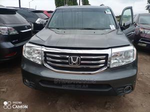 Honda Pilot 2013 Gray | Cars for sale in Lagos State, Ikeja