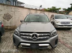 Mercedes-Benz GLS-Class 2018 GLS450 4MATIC Gray   Cars for sale in Lagos State, Amuwo-Odofin
