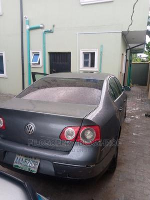 Volkswagen Passat 2008 2.0 Gray | Cars for sale in Lagos State, Ajah