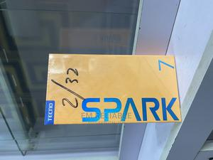 New Tecno Spark 7 32 GB Blue | Mobile Phones for sale in Lagos State, Ikeja