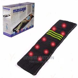 Full Body Massage Mat With Heat   Sports Equipment for sale in Lagos State, Lagos Island (Eko)