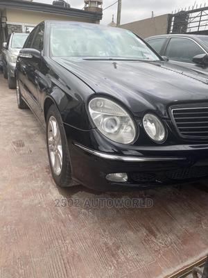 Mercedes-Benz E350 2008 Black | Cars for sale in Lagos State, Surulere