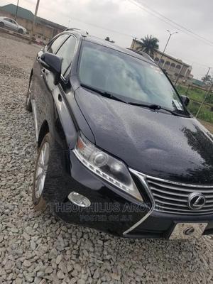 Lexus RX 2014 350 AWD Black | Cars for sale in Oyo State, Ibadan