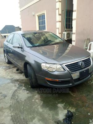 Volkswagen Passat 2006 Gray | Cars for sale in Lagos State, Ogba