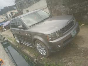 Land Rover Range Rover Sport 2011 HSE 4x4 (5.0L 8cyl 6A) Gray   Cars for sale in Rivers State, Port-Harcourt