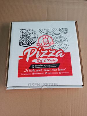 We Deal With All Kind of Pizza Cartons   Manufacturing Services for sale in Lagos State, Agege