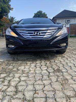 Hyundai Sonata 2012 Black | Cars for sale in Lagos State, Lekki