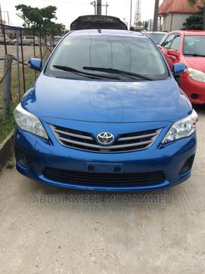 Toyota Corolla 2012 Blue   Cars for sale in Lagos State, Amuwo-Odofin
