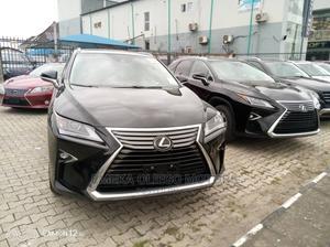 Lexus RX 2017 350 AWD Black | Cars for sale in Lagos State, Amuwo-Odofin