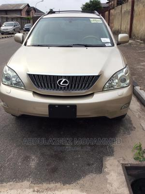 Lexus RX 2007 Gold | Cars for sale in Lagos State, Amuwo-Odofin