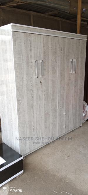 4 Door Wardrobe   Furniture for sale in Abuja (FCT) State, Mararaba