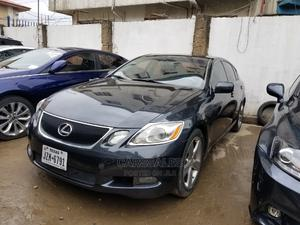 Lexus GS 2007 Black | Cars for sale in Lagos State, Ogba