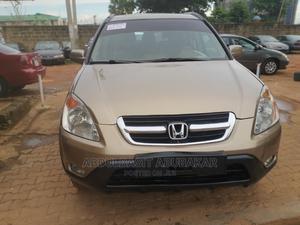 Honda CR-V 2004 Gold | Cars for sale in Kaduna State, Kaduna / Kaduna State
