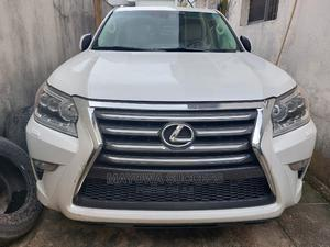 Lexus GX 2014 460 Luxury White | Cars for sale in Lagos State, Ogba