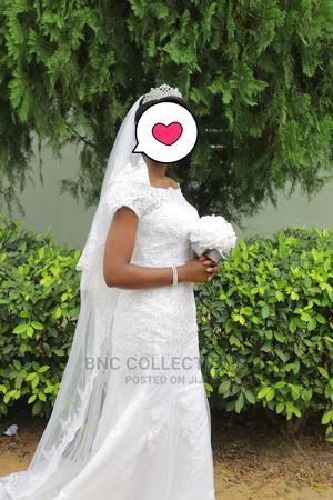 Beautiful Mermaid Wedding Dress for Urgent Sale   Wedding Wear & Accessories for sale in Lagos State, Kosofe