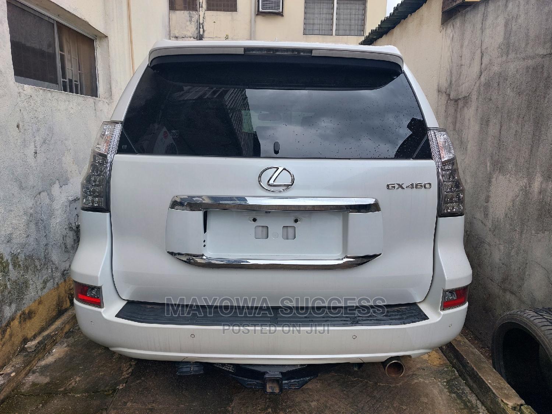 Lexus GX 2014 460 Luxury White   Cars for sale in Ogba, Lagos State, Nigeria