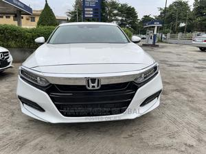 Honda Accord 2018 Sport 2.0T White | Cars for sale in Lagos State, Magodo