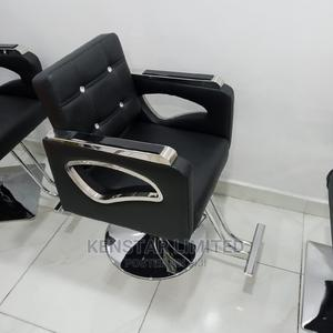 Strong and Stylish Barber Chair | Salon Equipment for sale in Lagos State, Yaba