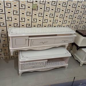 TV Stand With Centre Table | Furniture for sale in Lagos State, Alimosho