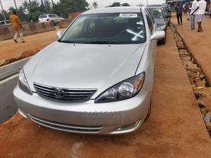 Toyota Camry 2004 Silver | Cars for sale in Lagos State, Abule Egba