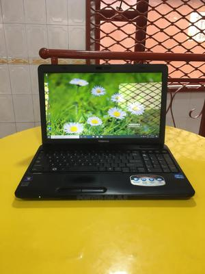 Laptop Toshiba Satellite C655 4GB Intel Core I3 HDD 320GB | Laptops & Computers for sale in Lagos State, Surulere