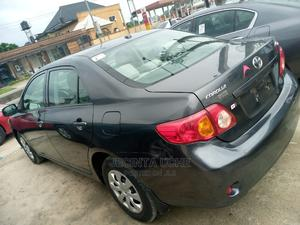 Toyota Corolla 2008 Gray | Cars for sale in Rivers State, Port-Harcourt