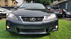 Lexus IS 2011 350 Gray   Cars for sale in Lagos State, Ikeja