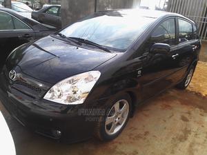 Toyota Corolla 2006 Verso 1.8 Luna Automatic Black | Cars for sale in Lagos State, Ikotun/Igando
