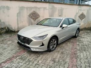 Hyundai Sonata 2021 Gold | Cars for sale in Lagos State, Amuwo-Odofin