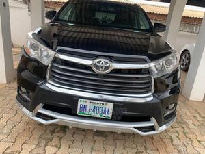 Toyota Highlander 2017 Black | Cars for sale in Kaduna State, Kaduna / Kaduna State