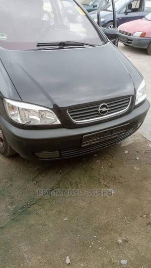 Opel Zafira 2002 Black | Cars for sale in Lagos State, Apapa