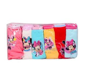 Girls Cartoon Character Pant - Frozen , Sofia, Princess 6pcs | Children's Clothing for sale in Lagos State, Ikeja