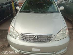 Toyota Corolla 2004 S Silver   Cars for sale in Lagos State, Amuwo-Odofin