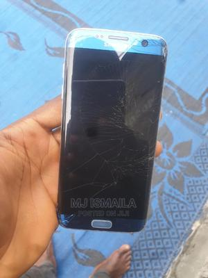Samsung Galaxy S7 edge 32 GB Blue | Mobile Phones for sale in Lagos State, Lekki