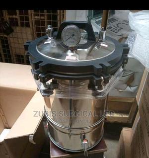 Autoclave Machine 18litres | Medical Supplies & Equipment for sale in Lagos State, Lagos Island (Eko)