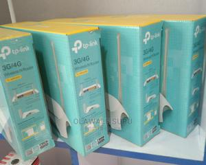 Tp Link Router 3g/4g Wireless N Router | Networking Products for sale in Lagos State, Oshodi
