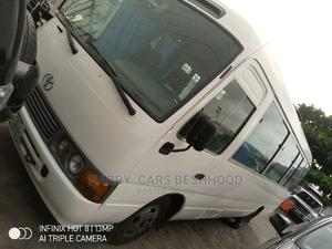 Toyota Coaster 2008 White | Buses & Microbuses for sale in Lagos State, Ajah