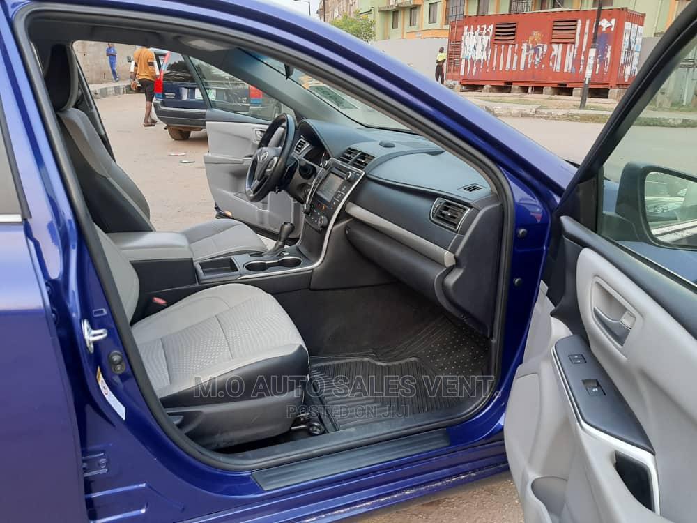 Toyota Camry 2016 Blue   Cars for sale in Agboyi/Ketu, Lagos State, Nigeria