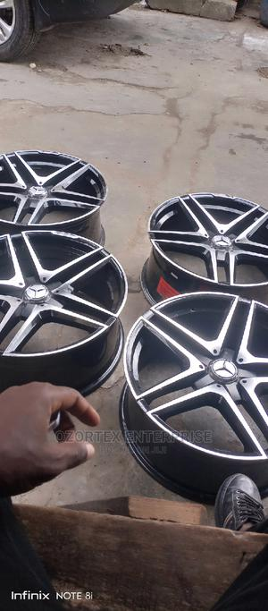 20 Inches Rim for Mercedes Benz Glk   Vehicle Parts & Accessories for sale in Lagos State, Ajah