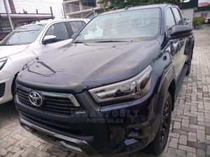 Toyota Hilux 2021 Blue | Cars for sale in Lagos State, Ajah