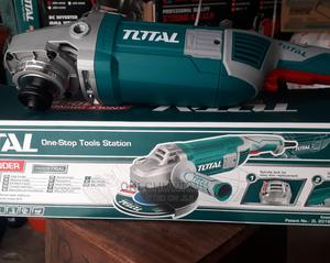 Total 2400w Angel Grinder   Electrical Hand Tools for sale in Lagos State, Lekki
