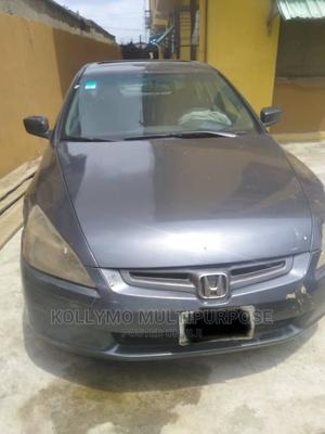 Honda Accord 2004 Automatic Blue | Cars for sale in Lagos State, Surulere