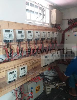 3 Phase Prepaid Check-meters + Vending Systems | Measuring & Layout Tools for sale in Lagos State, Ikeja