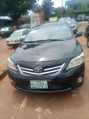 Toyota Corolla 2012 Black | Cars for sale in Ekiti State, Ado Ekiti