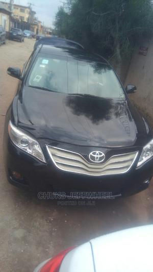 Toyota Camry 2007 Black | Cars for sale in Lagos State, Isolo
