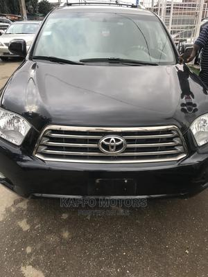 Toyota Highlander 2009 Sport Black | Cars for sale in Lagos State, Ikeja