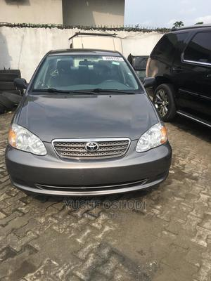 Toyota Corolla 2007 LE Gray   Cars for sale in Lagos State, Surulere