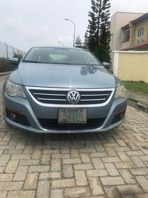 Volkswagen CC 2010 2.0 Luxury Blue | Cars for sale in Lagos State, Gbagada