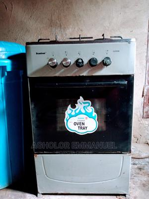 Scanfrost Gas Cooker/Oven | Kitchen Appliances for sale in Abuja (FCT) State, Lugbe District