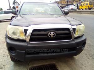 Toyota Tacoma 2008 4x4 Double Cab Gray   Cars for sale in Lagos State, Ojodu